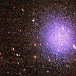 Раскрыта загадка галактики без темной материи