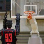 Робот-баскетболист CUE3 компании Toyota попал в Книгу мировых рекордов Гиннеса, сделав подряд 2020 точных бросков