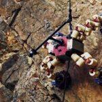 Робот-скалолаз LEMUR успешно выбрался из знаменитой Долины Смерти