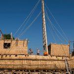 Из Черного моря вСредиземное скоро отправится древнеегипетское судно