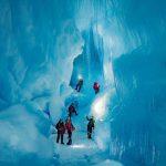 ВАнтарктиде обнаружили «затерянную» пещеру