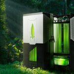 Eos Bioreactor — биореактор, который поглощает углекислый газ в 400 раз эффективней живых деревьев и растений