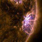 Осторожно, бред: вдекабре солнечная вспышка может погрузить Землю вотьму