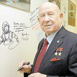 «Когда случилось обострение болезни, космонавт Леонов уехал в Италию»