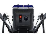 Первый британский модуль доставит на Луну миниатюрного шагающего робота в 2021 году