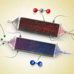 Создана «экологическая» батарея, которая при зарядке поглощает углекислый газ из атмосферы