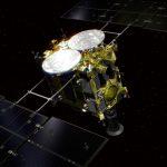 Японский зонд, побывавший на астероиде, возвращается на Землю