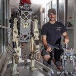 HERMES — робот, полностью копирующий движения человека при ходьбе, беге и прыжках