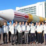 Японцы установили рекорд по минимальной высоте орбиты искусственного спутника