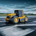Машины-монстры: JCB Fastrac Two — самый быстрый трактор в мире, 1106 лошадей под капотом и скорость до 250 км/ч