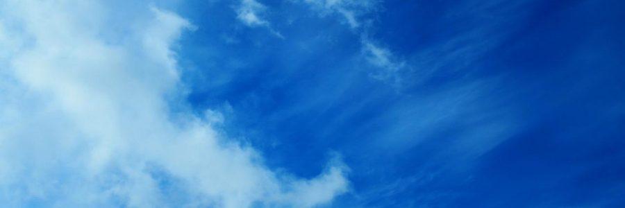 Ответ на вопрос почему небо синее