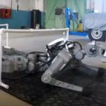 В Роскосмосе рассказали, зачем робота Федора заставили «похудеть»