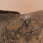 В NASA подтвердили обнаружение возможных «признаков жизни» на Марсе