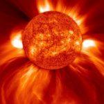 Через неделю на Землю обрушится мощная магнитная буря