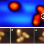 Создан крошечный молекулярный пропеллер, диаметр которого равен 2 нм