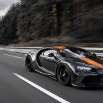 Bugatti Chiron устанавливает новый мировой рекорд скорости, преодолев порог в 300 миль в час
