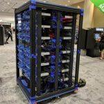 Машины-монстры: Суперкомпьютер, составленный из 1060 миникомпьютеров Raspberry Pi