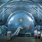 """KATRIN – огромный датчик, который помог """"взвесить"""" крошечные частицы нейтрино"""