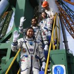 «Слава Аллаху, мы прибыли»: на борту МКС появился мусульманин