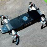"""Машины-монстры: AB5 JetQuad – первый в своем роде реактивный """"квадрокоптер"""""""