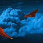"""Разработан космический аппарат в виде морского ската, который сможет """"плавать"""" в атмосфере Венеры"""