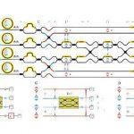 Впервые реализована квантовая телепортация с одного фотонного чипа на другой