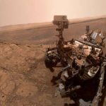 """Неожиданный программный сбой """"заморозил"""" марсоход Curiosity"""
