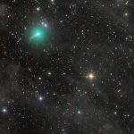 Что несет земле комета с сиянием, в 600 раз превышающим расчетное