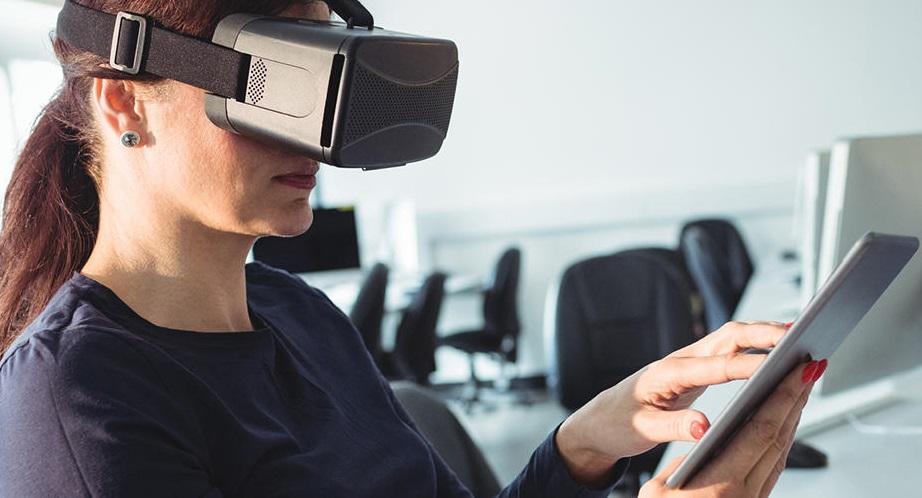 Новейшая система с высококачественным мультиплеерным VR
