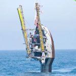 Машины-монстры: RP FLIP – странное исследовательское судно, которое может становиться в вертикальное положение