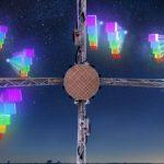 Быстрые радиоимпульсы стали детектором таинственной невидимой материи, скрывающейся в глубинах Вселенной