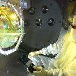 Впервые квантовые флуктуации были измерены при помощи подвижного 40-килограммового зеркала