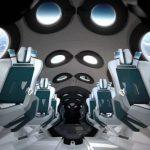 Компания Virgin Galactic представляет футуристический дизайн кабины космического корабля SpaceShipTwo